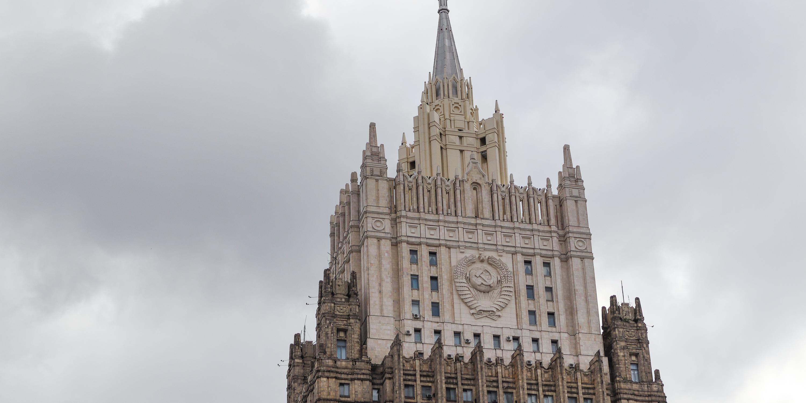 Россия объявила норвежского дипломата персоной нон грата