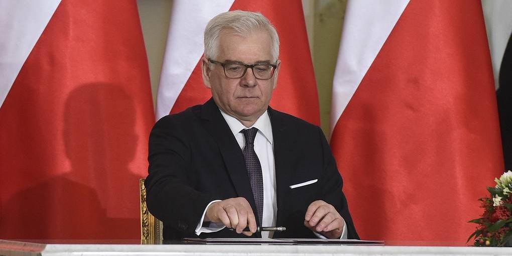 Глава МИД Польши признал ведущую роль СССР в победе над фашизмом
