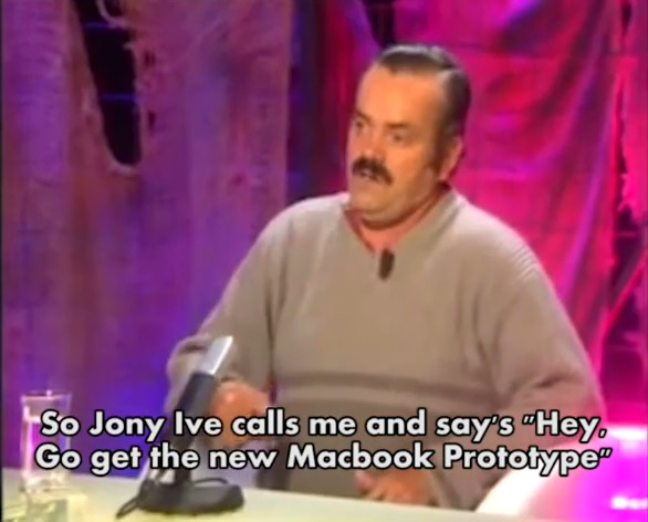 Пародийное видео про новый MacBook набрало 3.5 миллиона просмотров (ВИДЕО)