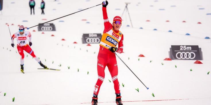Норвегия снялась с Кубка мира, Большунов досрочно выиграл общий зачет