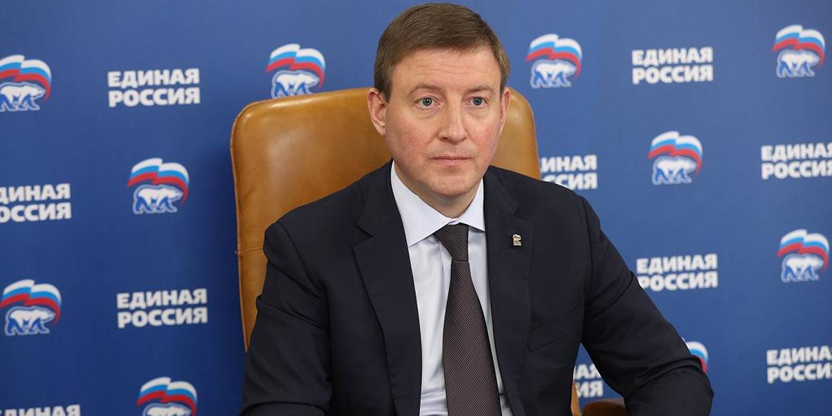 """Андрей Турчак назвал победу """"Единой России"""" чистой и убедительной"""