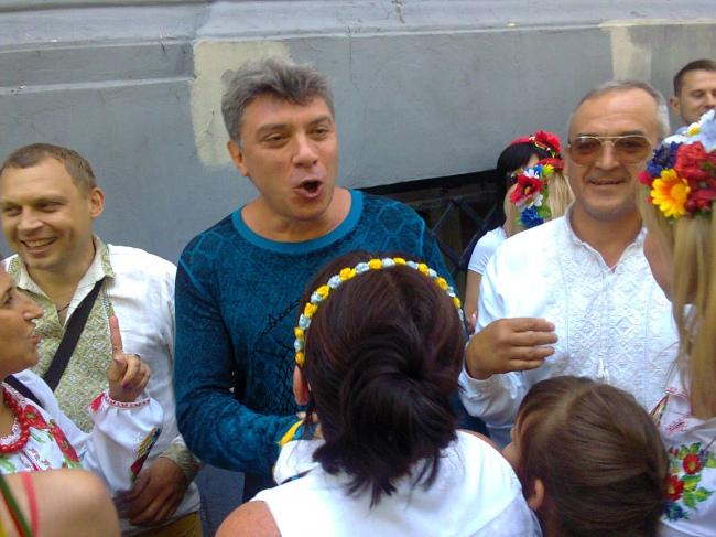 Савик Шустер: надо назначить министром энергетики Украины Бориса Немцова