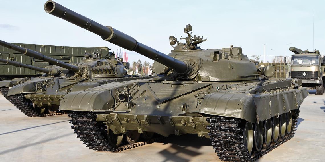 В Германии назвали лучший танк для третьей мировой