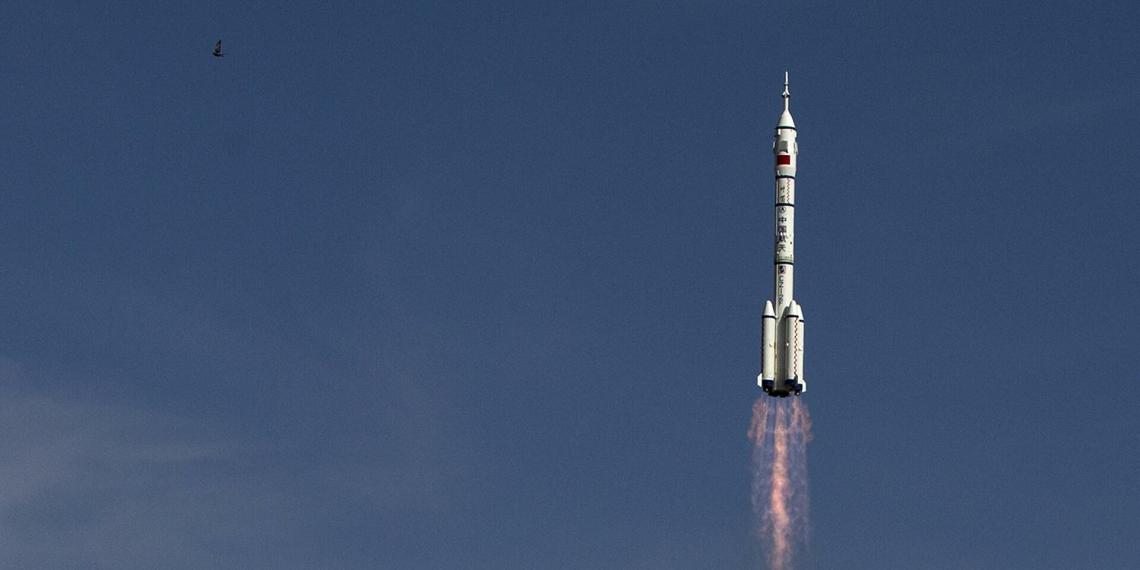 Секретная китайская ракета выпустила в космос неопознанный объект