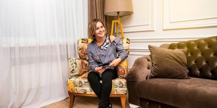 """Боровшуюся с анорексией Липницкую позвали работать в """"Бургер Кинг"""""""