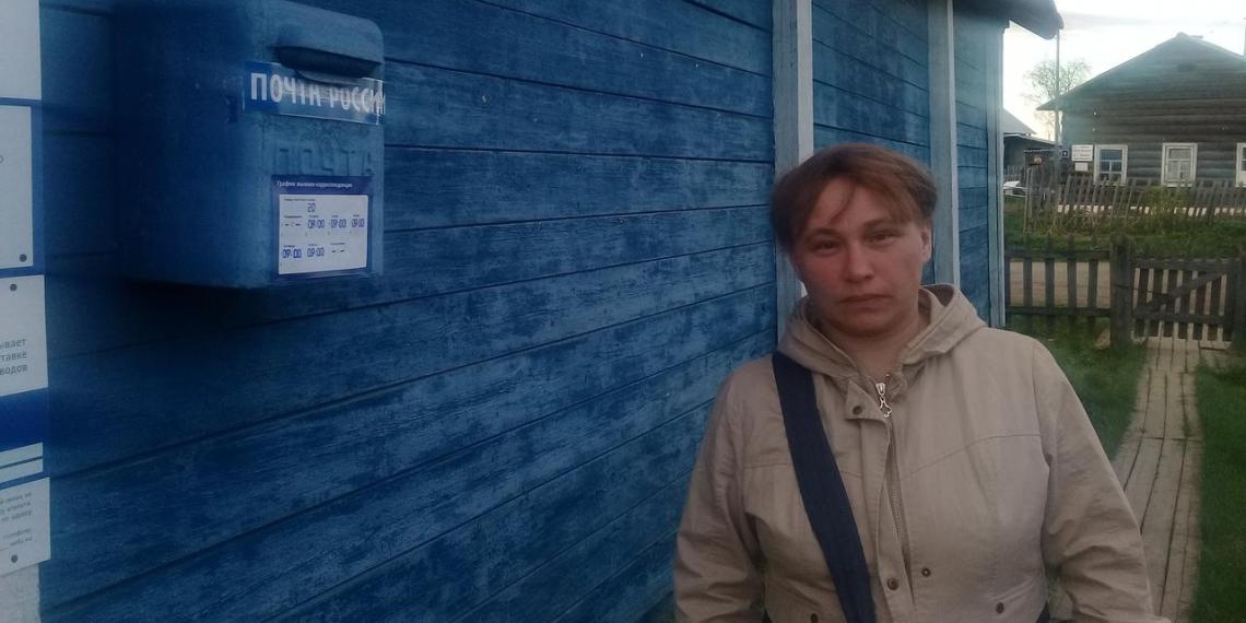 Почтальон из Коми рассказала об особенностях доставки писем по российскому бездорожью