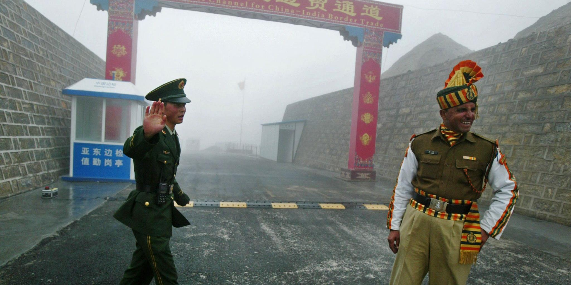 Китай и Индия вновь воюют на границе, есть раненые