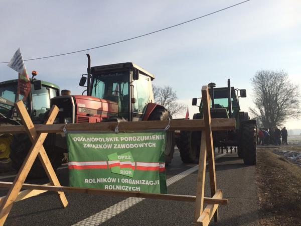 У польских властей есть 100 млн. евро для Киева, но нет 7 млн. злотых на компенсации фермерам