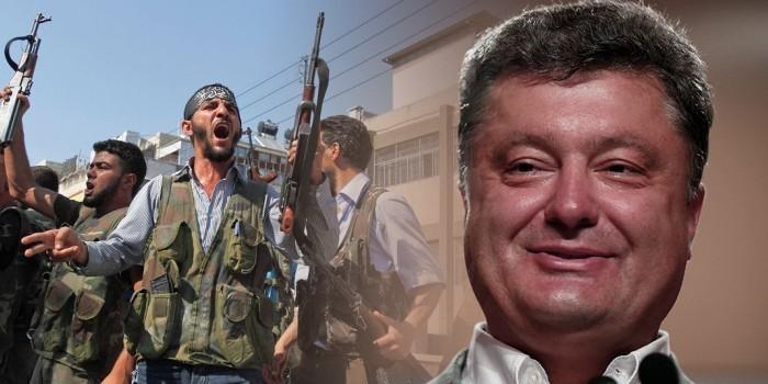 На Украине предложили дать военный ответ российским войскам в Сирии