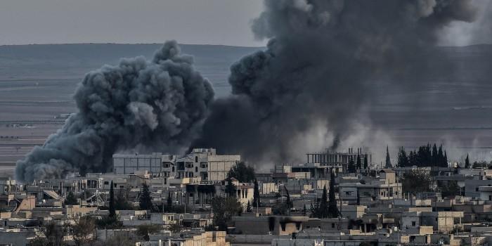 Западная коалиция нанесла новый удар по сирийской армии