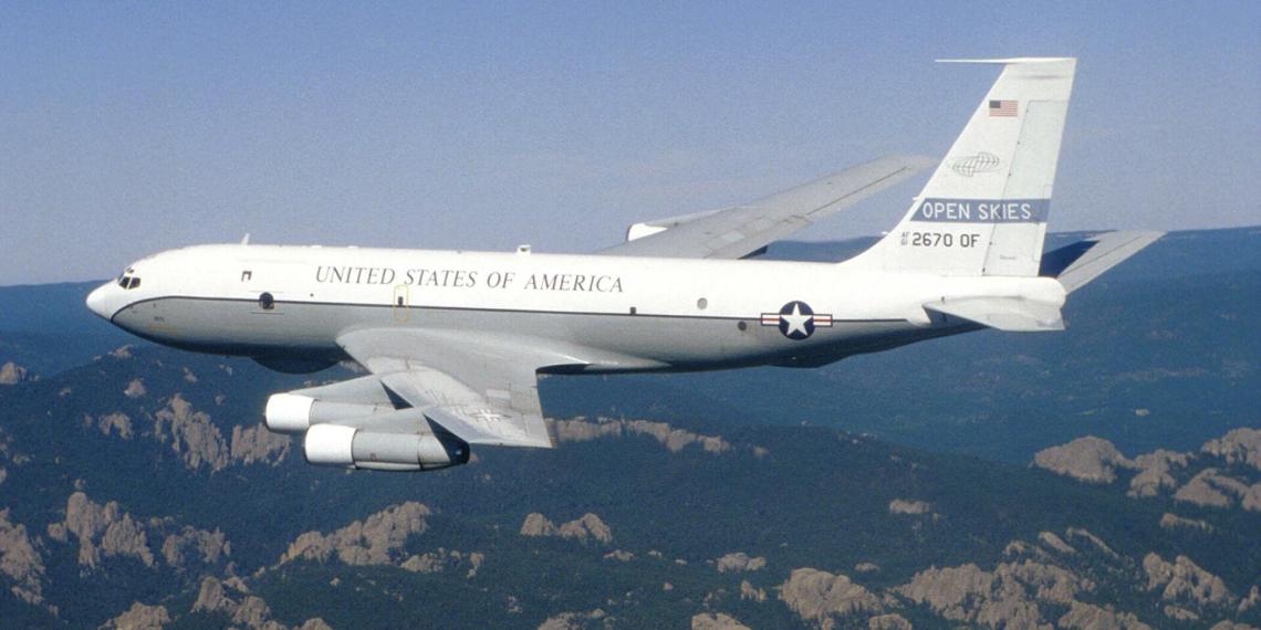 США отправят на свалку самолеты, которые следили за Россией