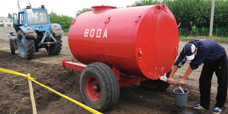 В Архангельской области вводят талоны на воду