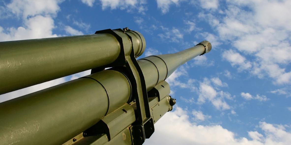 """В России посчитали """"распилом"""" проект американской суперпушки для обстрела Москвы"""