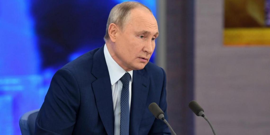 Путин обратился с приветствием к участникам фестиваля Белая трость