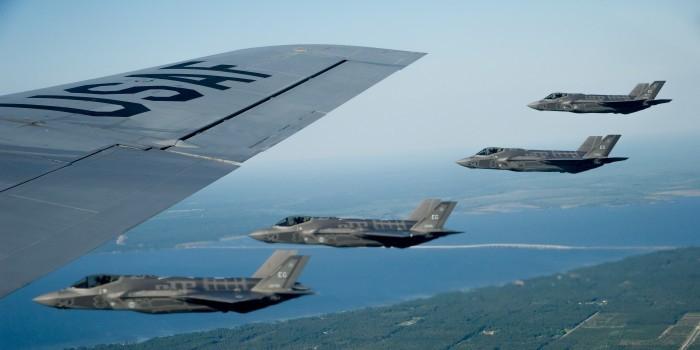 Il Giornale: американские ВВС непригодны для войны с Россией и Китаем