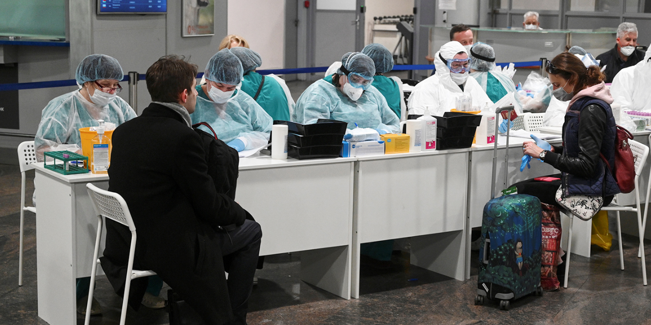 За нарушение карантина будут штрафовать до 1 миллиона рублей