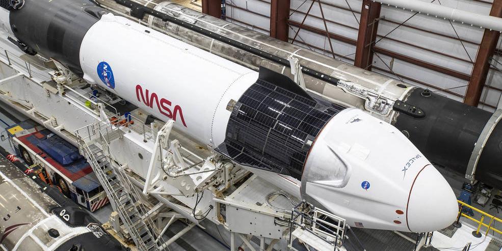 NASA в 7 раз повысило стоимость доставки грузов на МКС