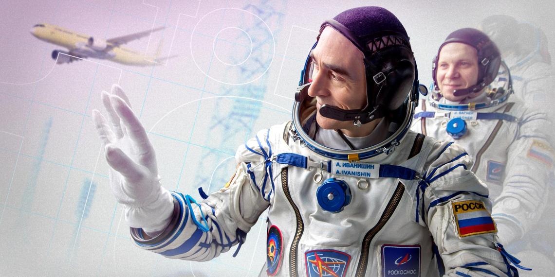 Год тяжёлый, но продуктивный: топ-10 важных достижений России в космосе и авиации