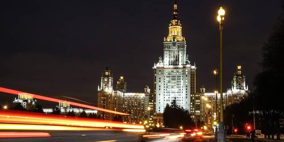 Москва впервые вошла в топ-25 самых привлекательных городов для студентов