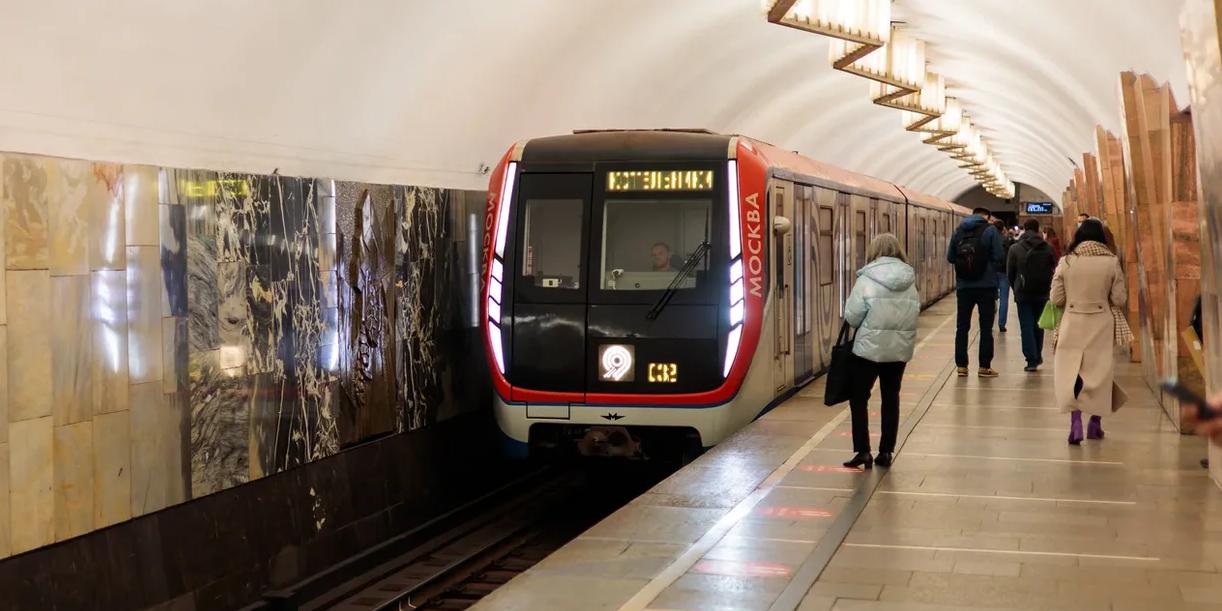 Подвижной состав московского метро станет самым молодым в Европе и Америке