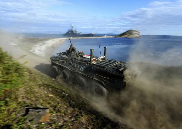 Кремль: Россия стремится почти к 100 % импортозамещения по военной продукции
