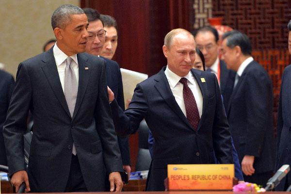 «Человек года» по версии TIME: Путин обгоняет Обаму в голосовании