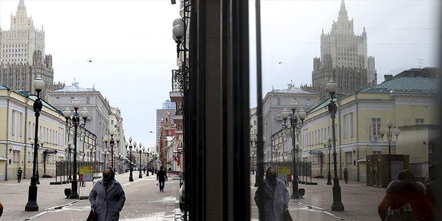 Скворцова назвала срок наступления плато коронавируса в России