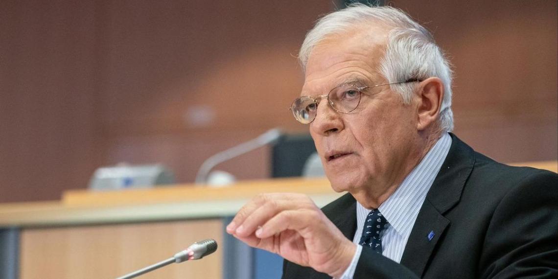 ЕС призвал Россию пересмотреть решение о перечне недружественных стран