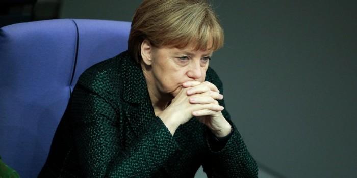 """Эрдоган заставил Меркель """"грустить"""" из-за сравнения ФРГ с нацистской Германией"""