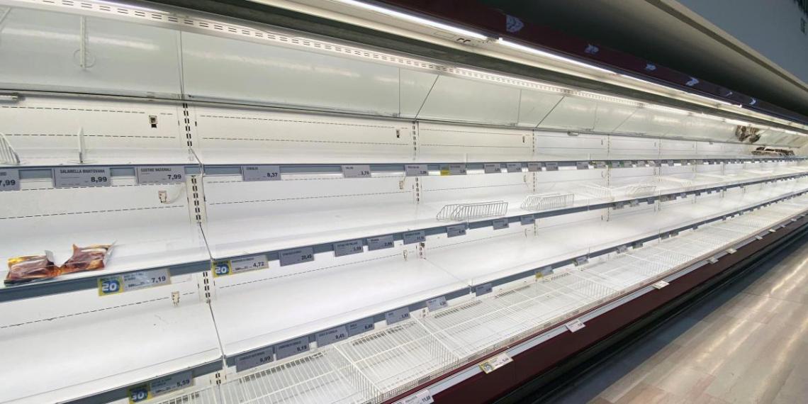 В ООН предупредили о возможном глобальном дефиците еды