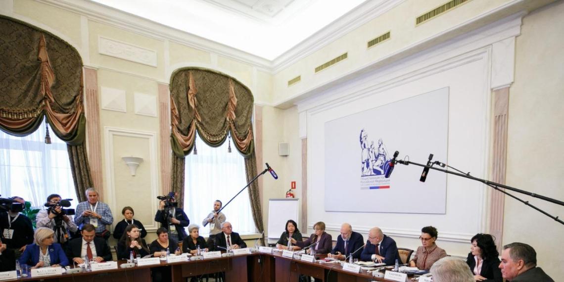 В Общественной палате поддержали поправку о культуре Калягина-Пиотровского-Мацуева