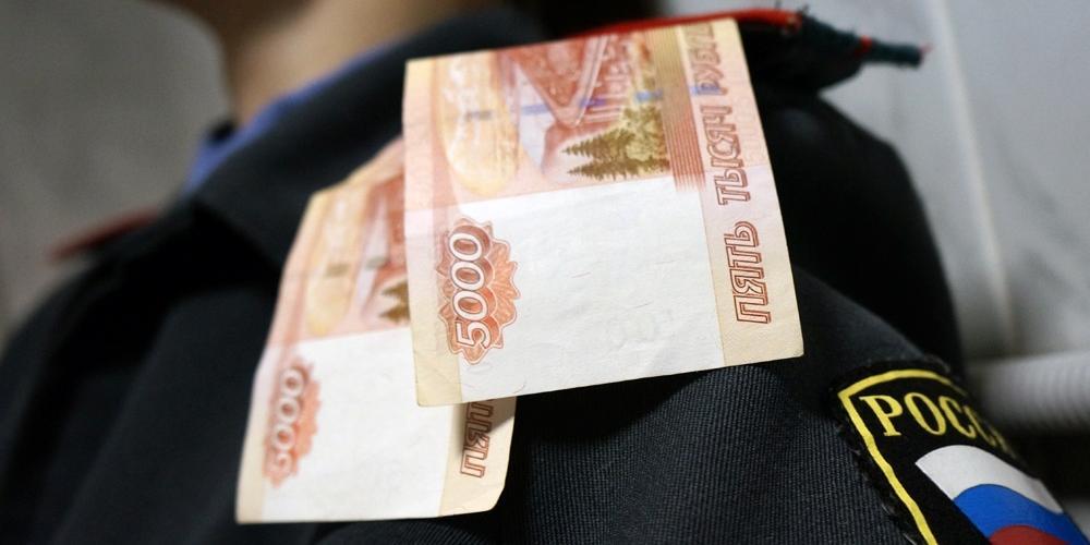 Полковников секретного подразделения МВД поймали на многомиллионной взятке