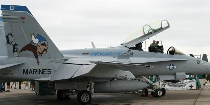 Большая часть авиации морской пехоты США оказалась неисправной