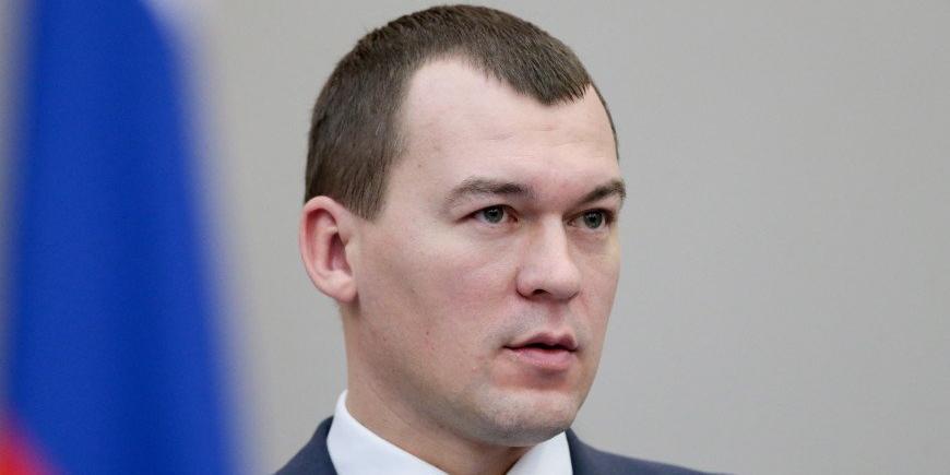 Подведены итоги работы Михаила Дегтярева за полгода