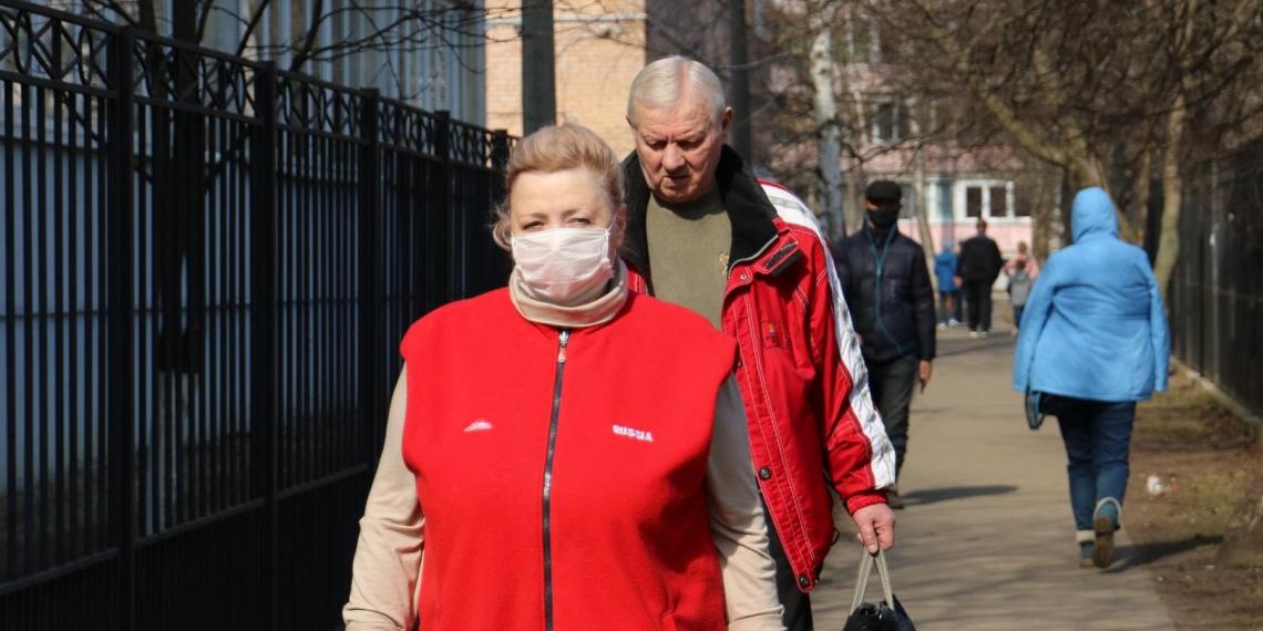 В России выявили 6719 новых случаев заражения коронавирусом
