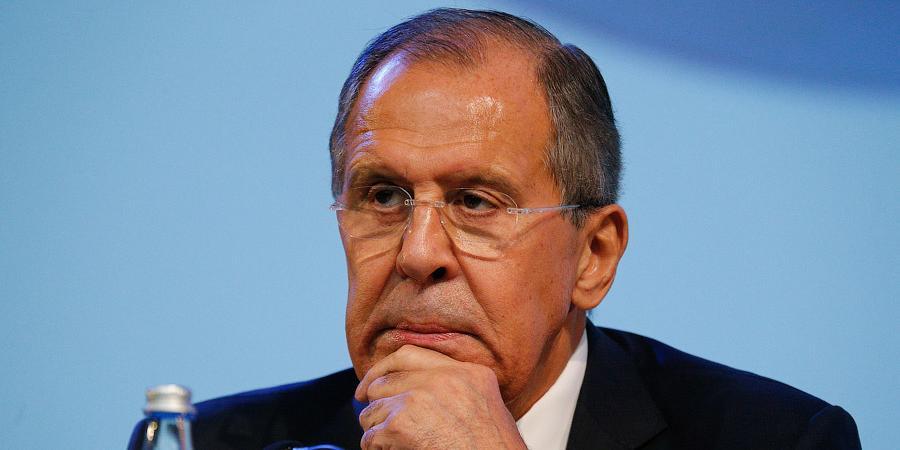 Лавров обвинил Брюссель в подрыве отношений РФ и ЕС