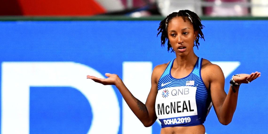 Отстраненная за допинг бегунья отобралась в олимпийскую сборную США