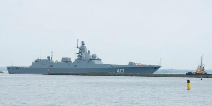 ВМФ РФ получит фрегат-невидимку
