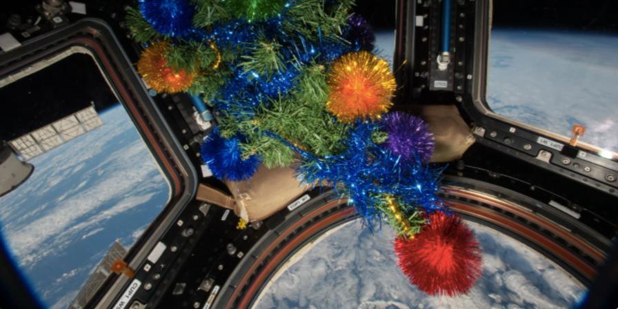 Российские космонавты на МКС лишились новогодних подарков