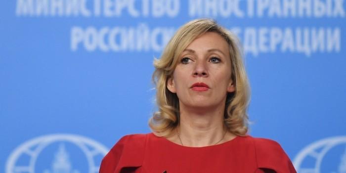 Захарова обвинила США в подготовке вторжения в Сирию