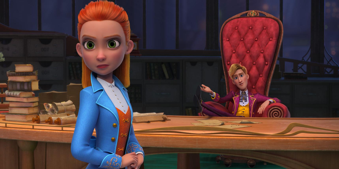 Российский мультфильм попал в топ Netflix и занял второе место по просмотрам