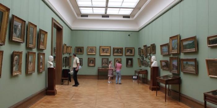 На Украине переименовали Музей русского искусства вопреки протестам его руководства