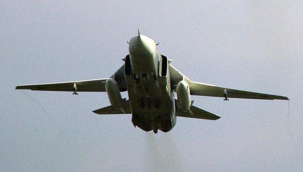 Не нарушал, но понервничать заставил: японские самолёты поднялись на перехват российского Су-24