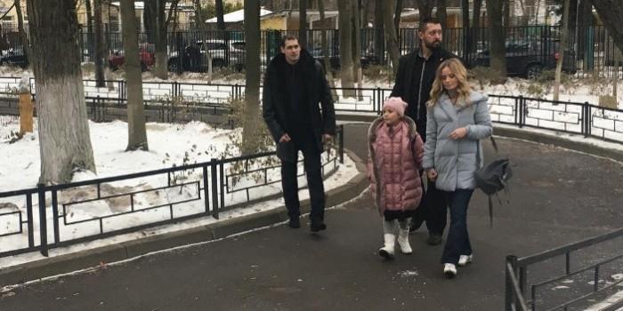 Дана Борисова опасается, что ее лишат родительских прав из-за алкоголизма