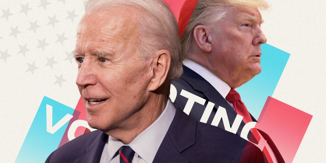 Предвыборный расклад: какие шансы у Трампа и Байдена и почему в США ждут погромов