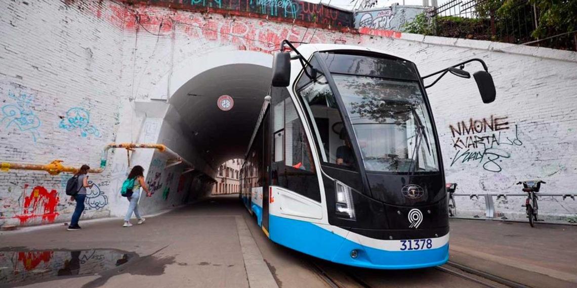 Собянин поручил сохранить исторический облик Сыромятнического тоннеля
