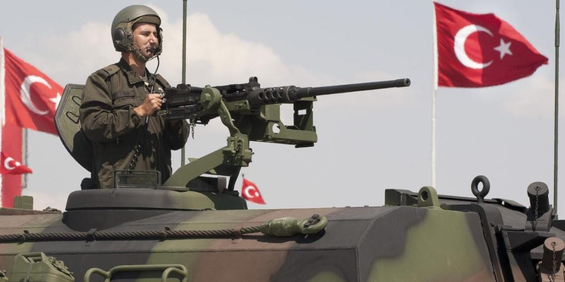 Минобороны России объяснило гибель десятков турецких военных в Сирии