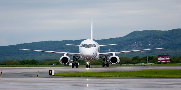 С SSJ-100 произошел 4-й за сутки инцидент