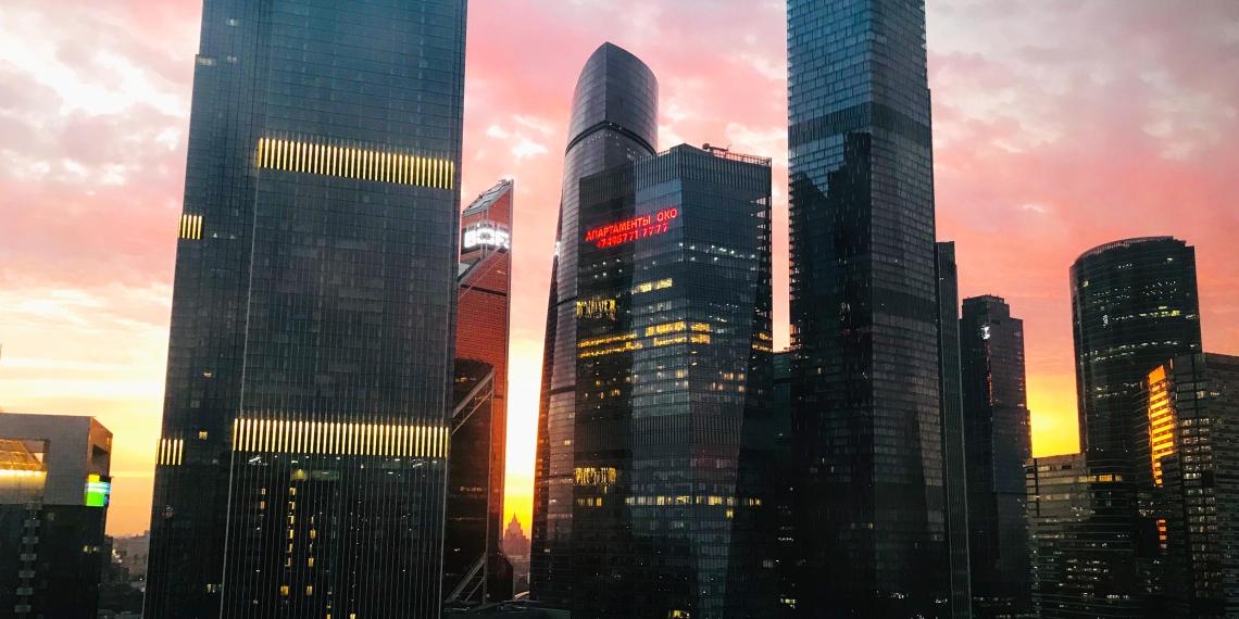 Москва по числу рабочих мест вернулась к докризисному уровню