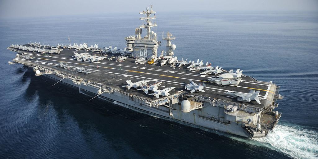 """США оставят авианосец """"Нимиц"""" в Персидском заливе для противостояния Ирану"""